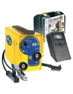 Poste à soudure gysmi 80p avec valisette et accessoires bg 10 à 80