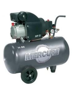Compresseur 50 l mercure vg 2 hp