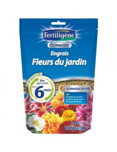Engrais osmocote fleur jardin