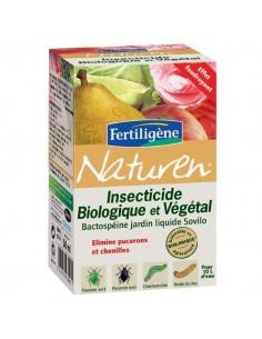 Insecticide biologique et végétal Boîte 50 ml