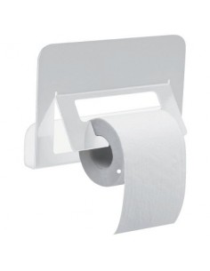 Porte-papier et porte-revue trinium ls blanc