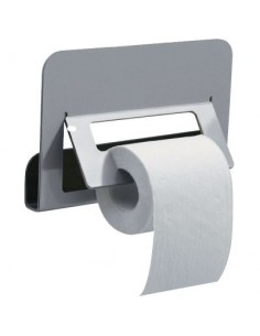 Porte-papier et porte-revue trinium ls gris