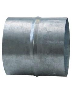 Manchon raccordement acier galvanisé ls 120