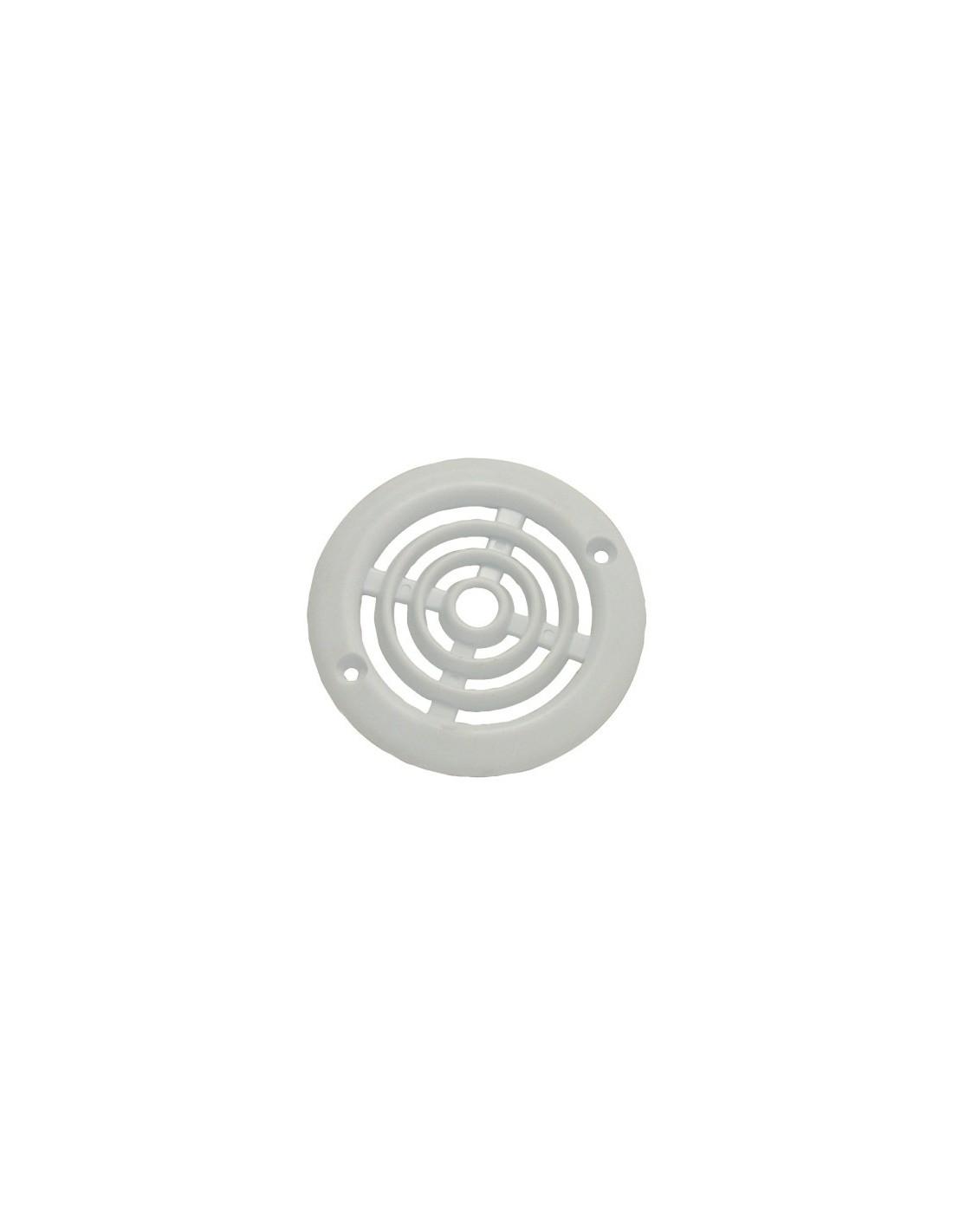 grille plastique en applique pour contre cloison de menuiserie vg 64. Black Bedroom Furniture Sets. Home Design Ideas