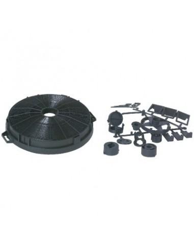 filtre hotte charbon universel actif ls 24 x 4 8. Black Bedroom Furniture Sets. Home Design Ideas