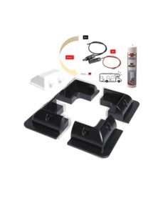 Kit de fixation panneau solaire camping car