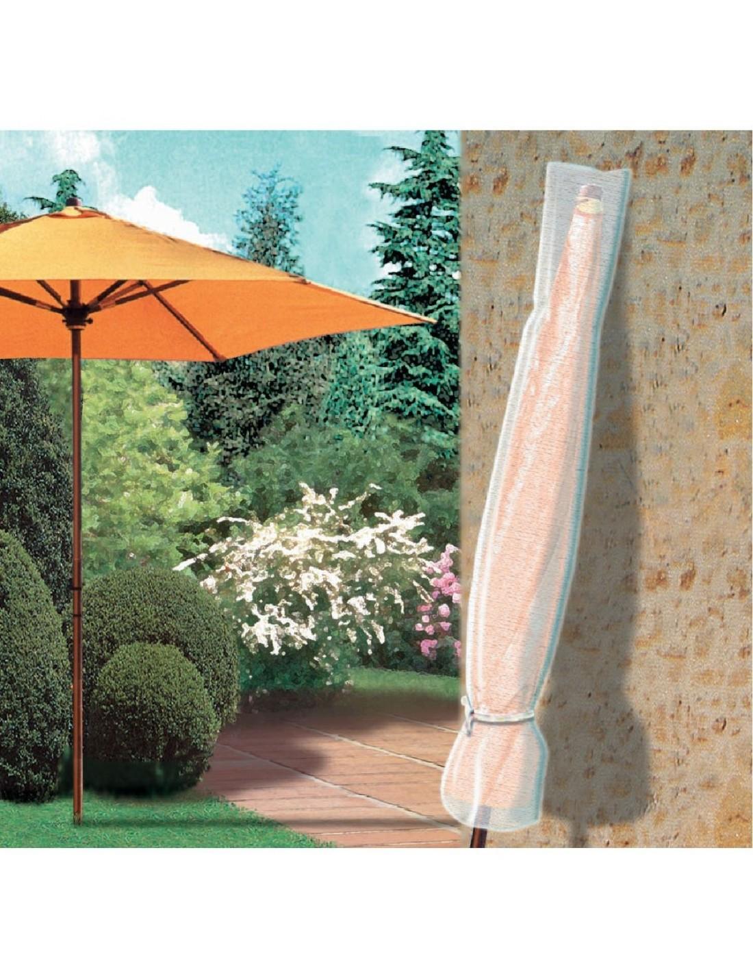 housse parasol housse parasol houpar. Black Bedroom Furniture Sets. Home Design Ideas