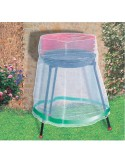 Housse ronde pour barbecue