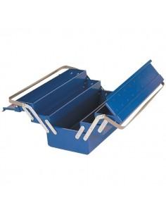 Boite à outils métallique 5 cases Major 45-5