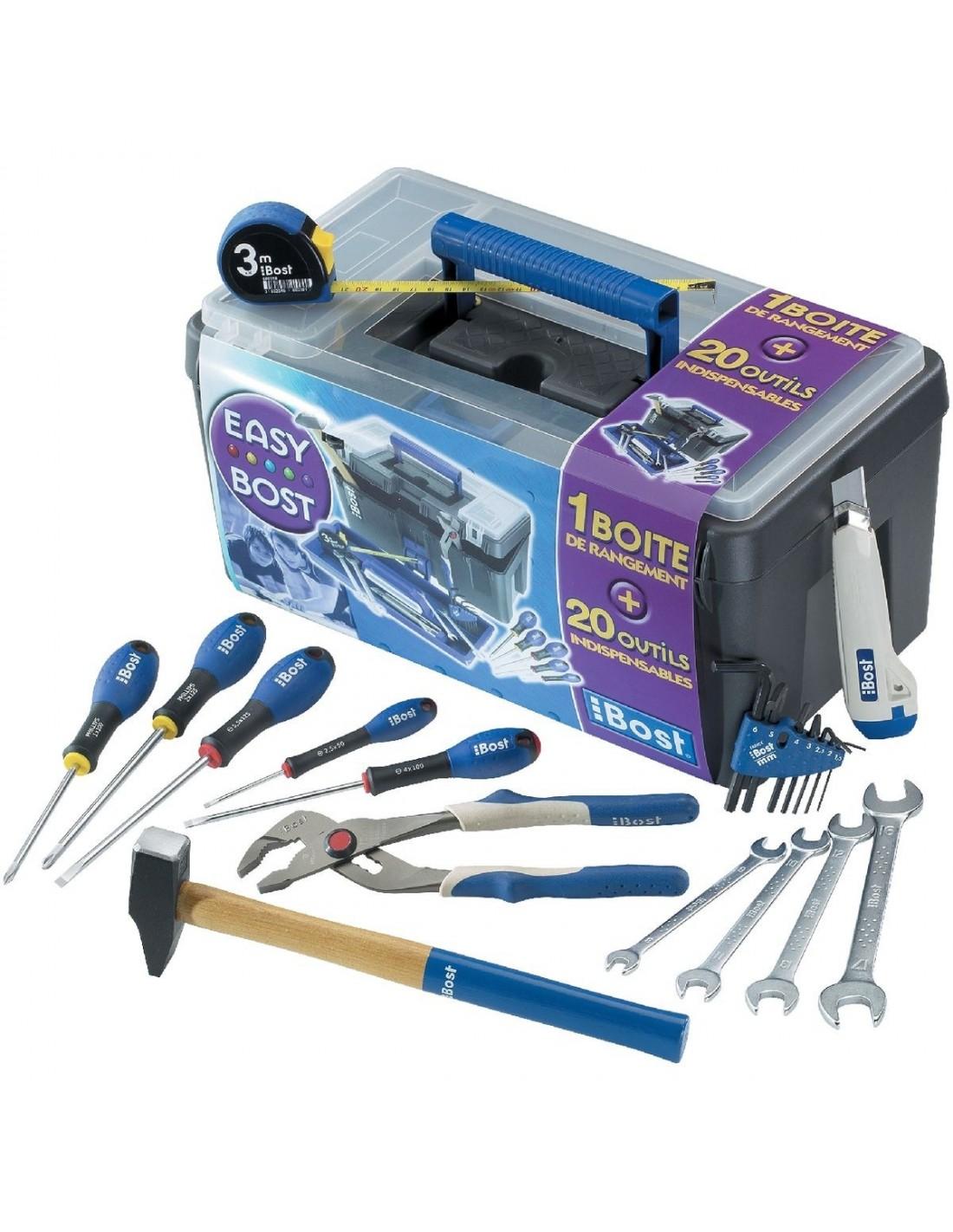 Bo te outils garnie easy box for Cuisine boite a outils