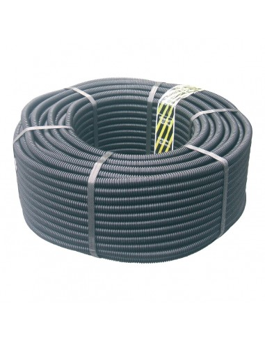 Gaine icta avec tire fil 20 mm vg gris 100 - Gaine icta 20 ...