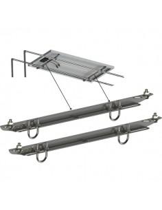 UNIFIX 145 WP - support nautisme - spécial portique - pour panneau Unisun 50.12M/80.12M/100.12M/145.12M