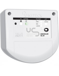 UNISOLAR 10.24 -régulateur de charge - 10A - 12/24V