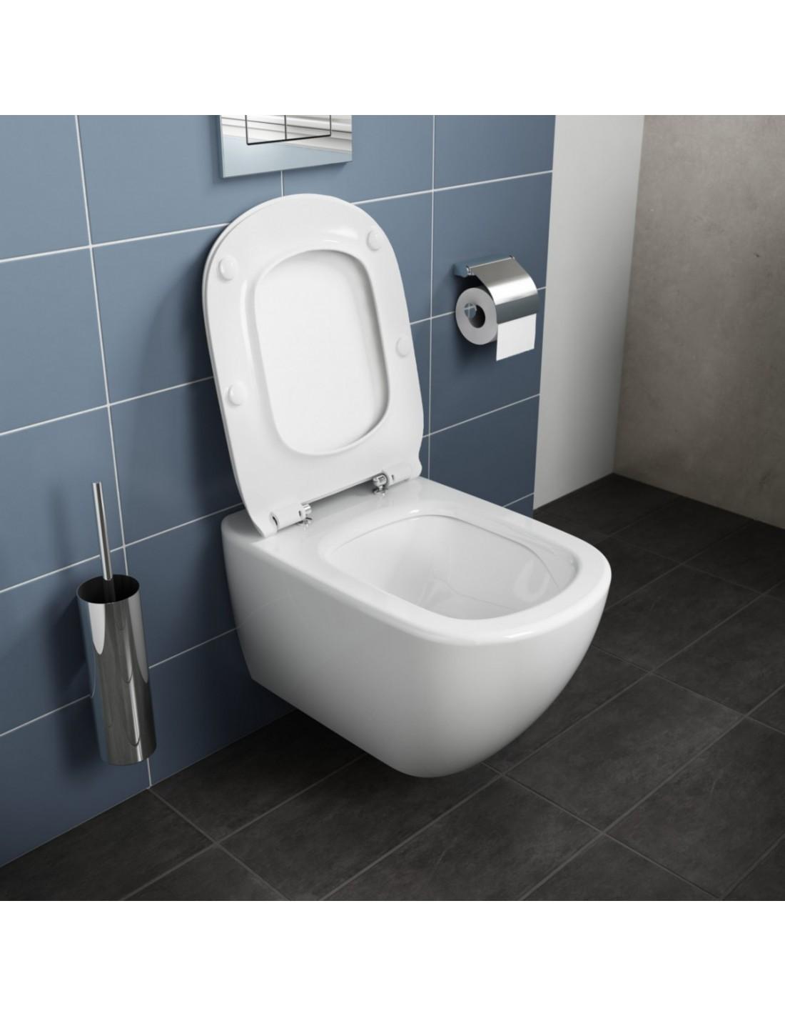 Cuvette supendue tesi aquablade ideal standard - Cuvette wc suspendu ideal standard ...