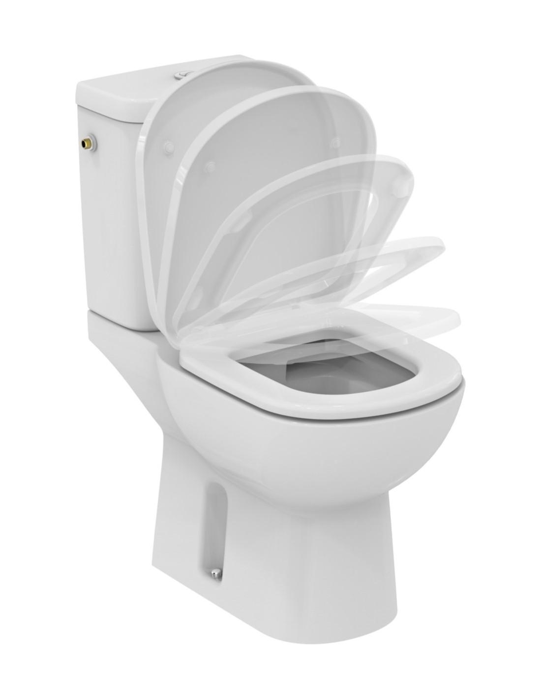 pack wc complet kheops sans bride ideal standard. Black Bedroom Furniture Sets. Home Design Ideas