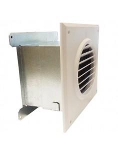 grille motoris e 120 m3 h de r cup ration de chaleur chemin e. Black Bedroom Furniture Sets. Home Design Ideas