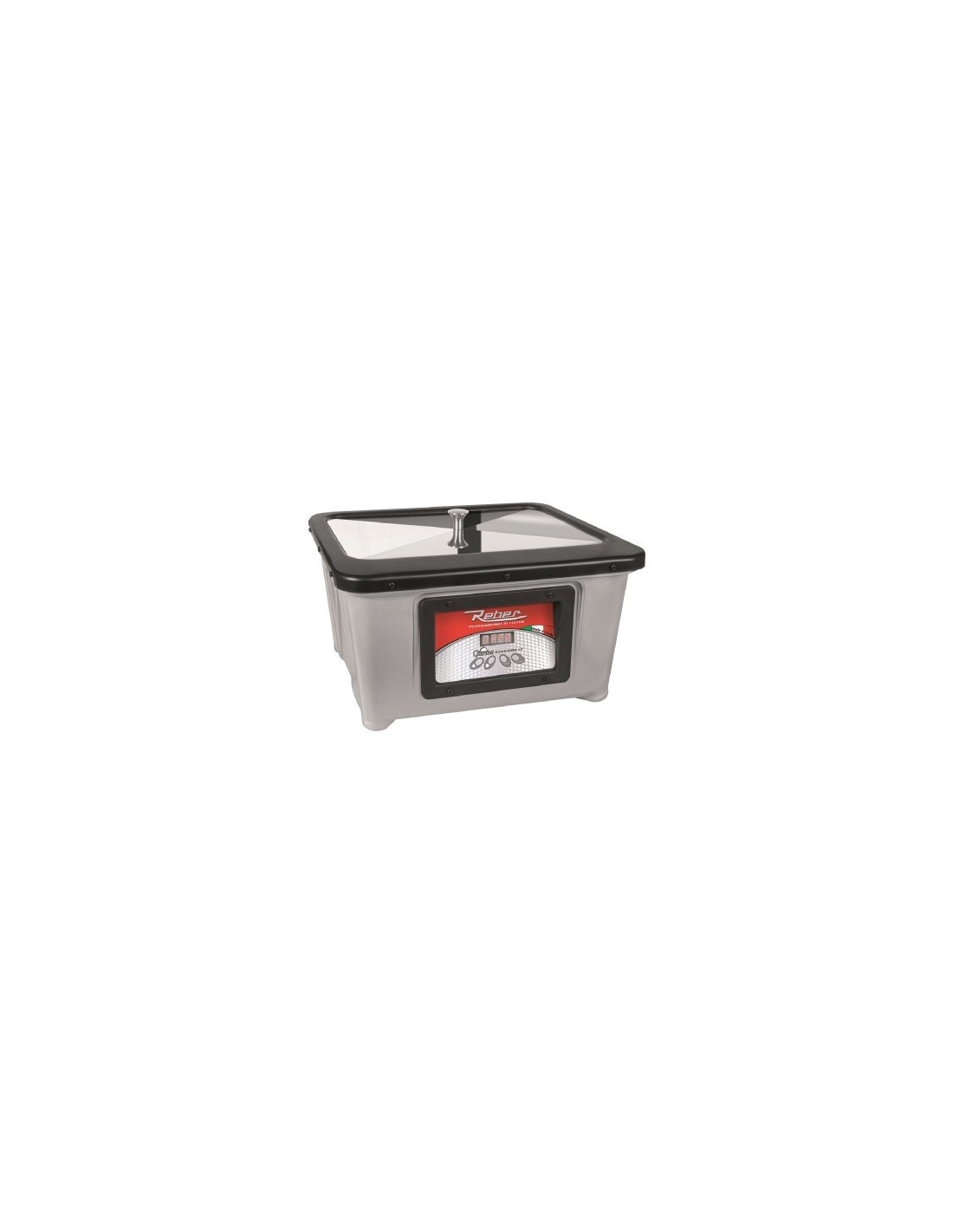 Cuiseur sous vide bain marie 10 l gourmet bg 650 kit for Panneau solaire sous vide
