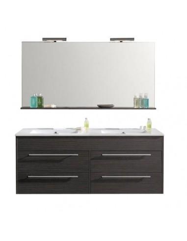 meuble double vasque dubai 120cmmeuble double vasque dubai 120cm. Black Bedroom Furniture Sets. Home Design Ideas