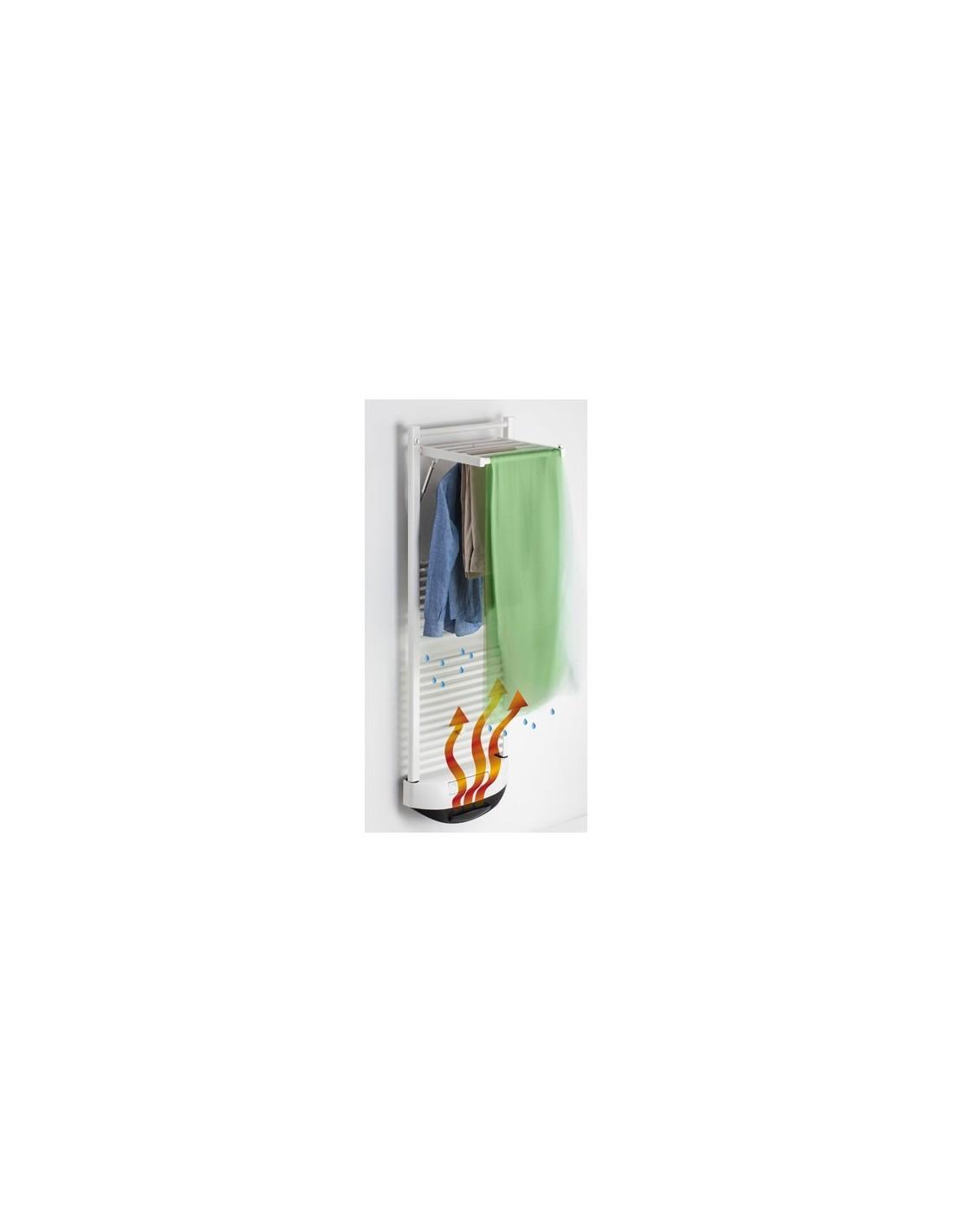 Seche serviettes electrique eau chaude dryer blanc 500w 1000w ebay - Seche serviettes eau chaude ...