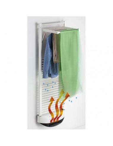 seche serviettes elec dryer blanc 750w 1000. Black Bedroom Furniture Sets. Home Design Ideas