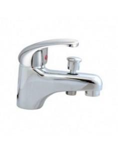 Mitigeur bain-douche monotrou eco chrome
