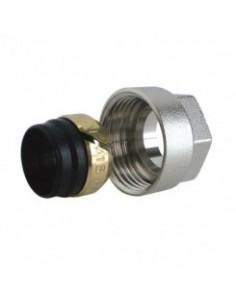 Raccord a compression 3/4ek pour tube cuivre pour tube ø ext. 14