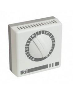 Thermostat d'ambiance filaire a tension de vapeur - 2 fils - rh