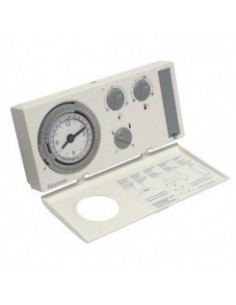 Thermostat filaire a horloge programmable rh