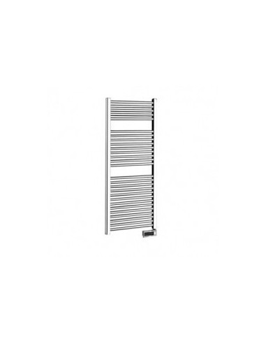 radiateur seche serviettes electrique optima chrome brico. Black Bedroom Furniture Sets. Home Design Ideas