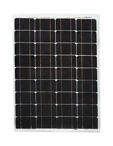 Panneau solaire 50w monochristallin haut rendement 12v for Panneau solaire sous vide