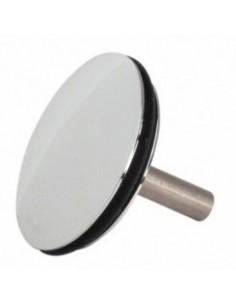 Clapet pour vidage baignoire a cable diam 45