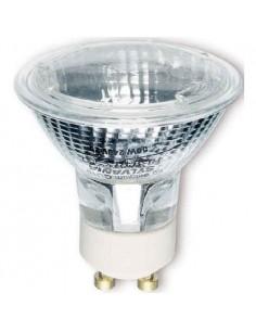ampoule halogène 50w GU10 ES50 SU 230V 50° 300 Lumens 2650K