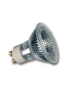 ampoule halogène 50w GU10 ES50 HM 230V 50° 300 Lumens 2700K 2500h