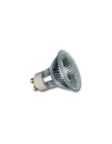 ampoule halog ne 50w gu10 es50 hm 230v 50 300 lumens 2700k 2500h. Black Bedroom Furniture Sets. Home Design Ideas