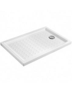 Receveur de douche extra-plat rectangulaire 80x120cm - villeroy & boch