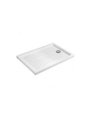 Receveur de douche extra plat rectangulaire 80x120cm - Receveur de douche extra plat 100 x 120 ...