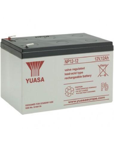 Batterie AGM étanche 12V 12Ah