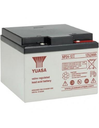 Batterie AGM étanche 12V 24Ah