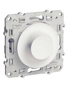 variateur standard - 40...600W - 2 fils - Blanc Odace