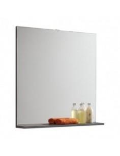 Miroir bandeau sans applique grey dubaï 70cm