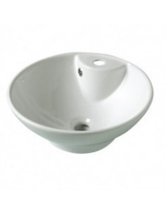 Vasque a poser ronde 41cm