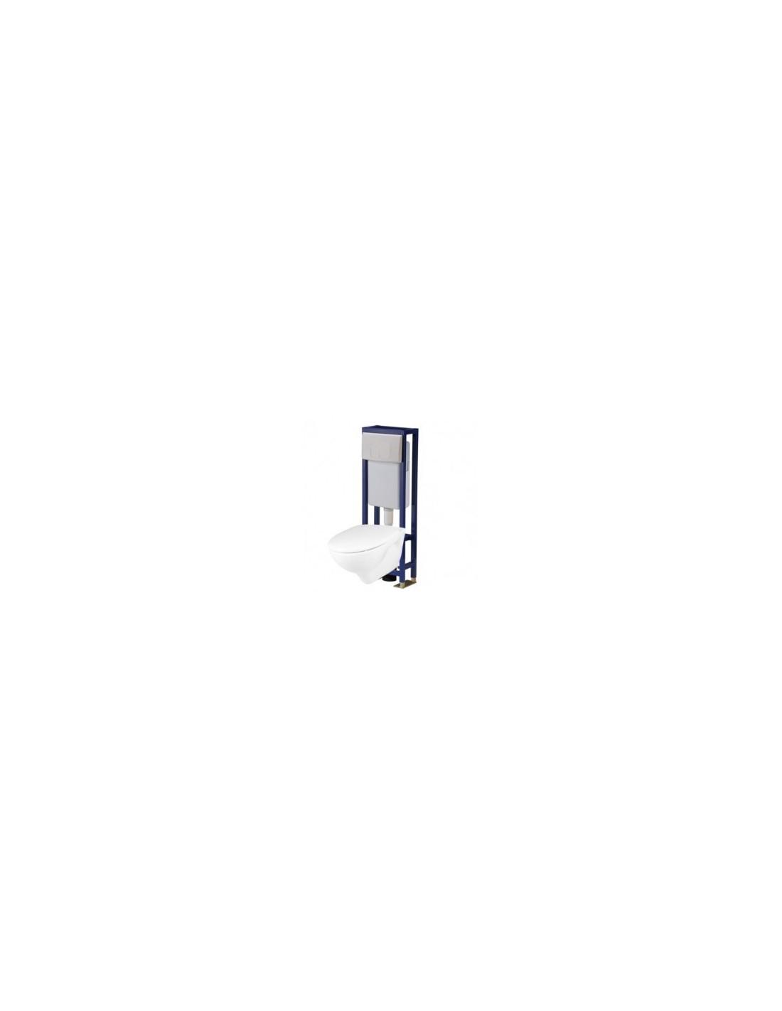 Pack wc suspendu autoportant brico - Installation wc suspendu autoportant ...