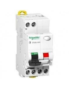 Duoline D'clic ARC - disjoncteur détecteur d'arc électrique - 1P+N 10 A courbe C