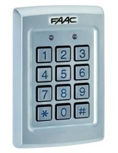 Digicodes - clavier à codes FAAC