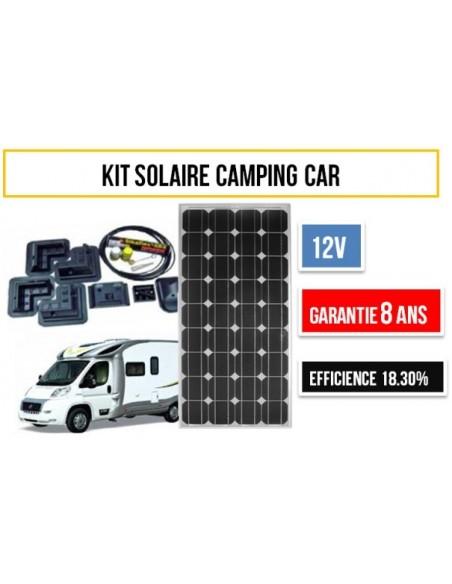 kit solaire photovoltaique pas cher 12v 220v kit panneau. Black Bedroom Furniture Sets. Home Design Ideas