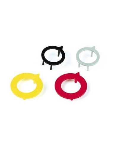 Arrow for 21mm button (red)