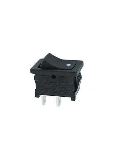 Interrupteur de puissance a bascule 3a-250v spst (on)-off