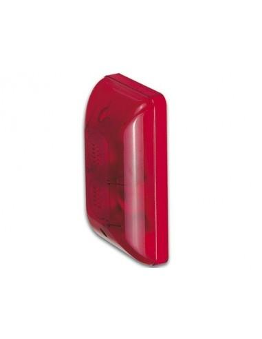 Sirene strobo exterieure pour systeme d'alarme domestique