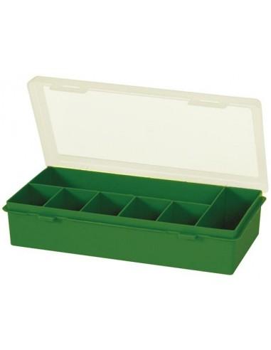 Tayg - boîte de rangement - 240 x 140 x 54 mm - 7 compartiments