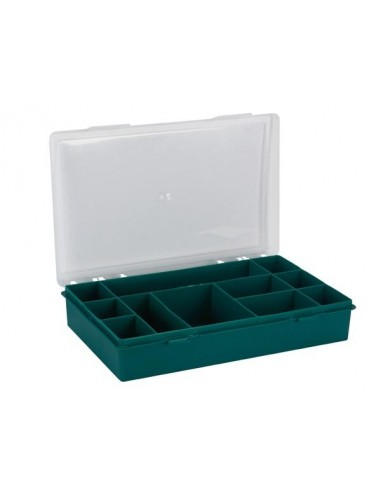 Tayg - boîte de rangement - 290 x 195 x 54 mm - 11 compartiments